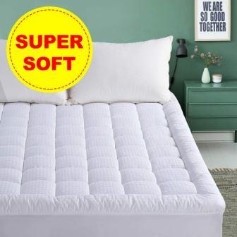 top 15 best pillow top mattress pads in