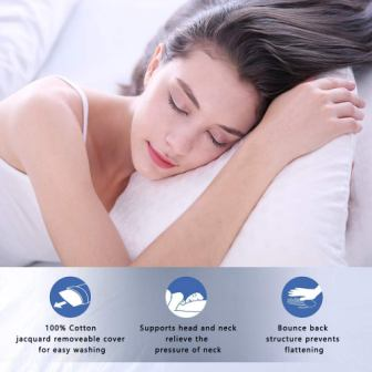 top 15 best latex pillows in 2021