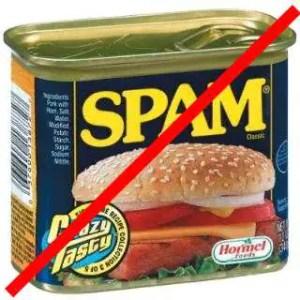 Freeglobes - stop spam