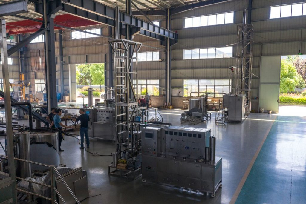 blackberry oil supercritical CO2 extraction equipment
