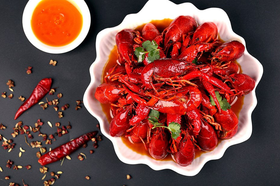 Supercritical CO2 Extraction of Astaxanthin from Crayfish Shell