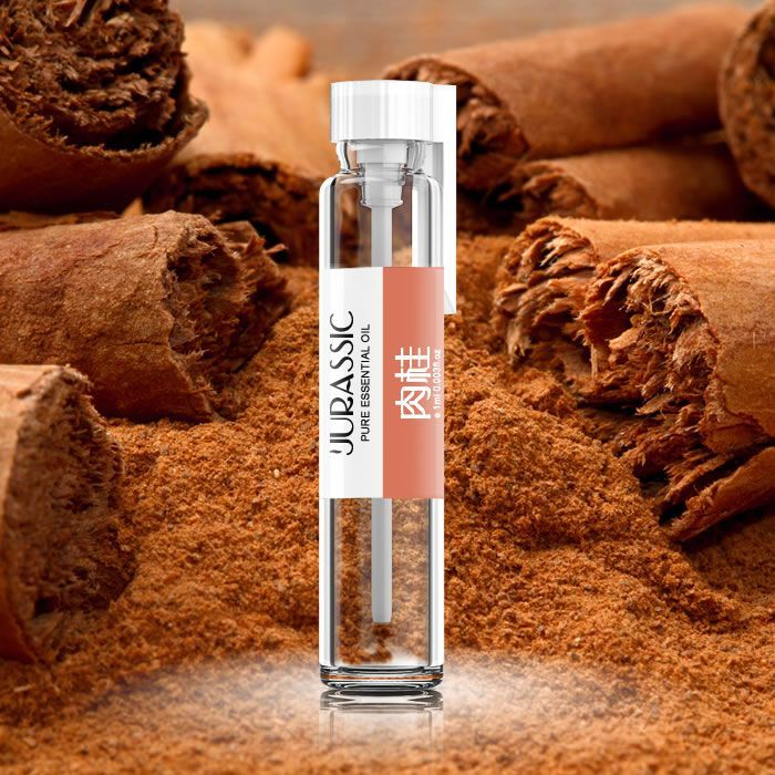 Supercritical carbon dioxide extraction of cinnamon essential oil