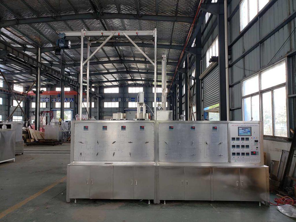 50L supercritical co2 extraction machine
