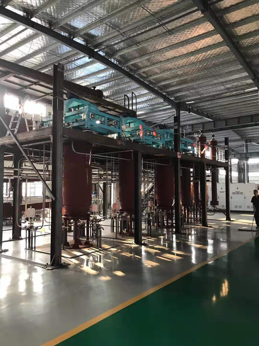 2100l supercritical co2 extraction equipment