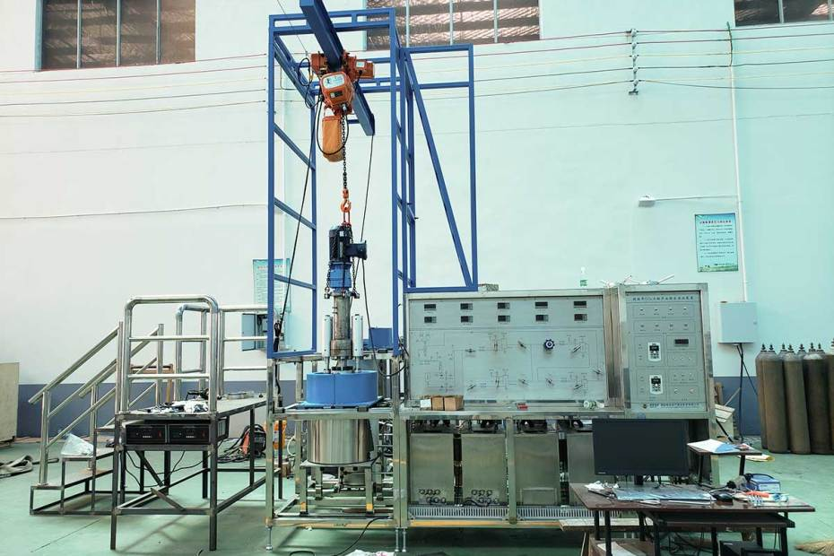 supercritical CO2 cleaning machine