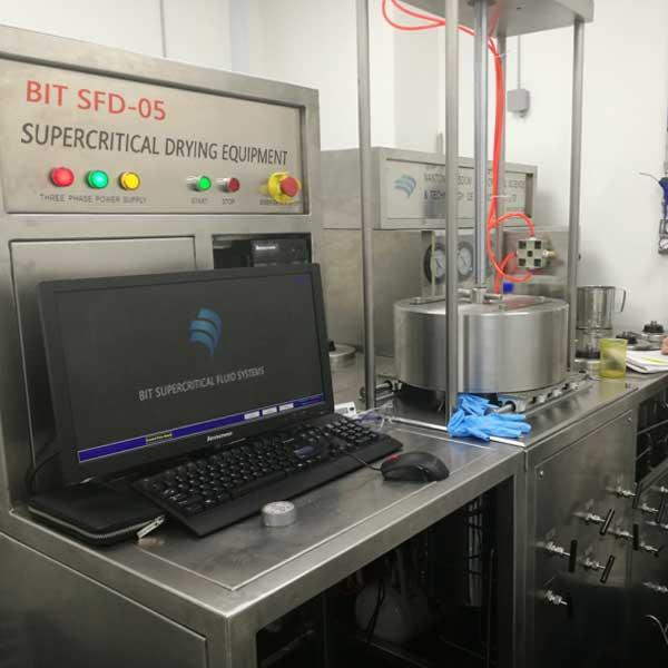 Supercritical Dryer