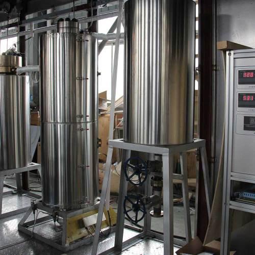 Supercritical water reaction equipment