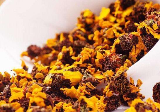 Analysis of three chrysanthemum extraction methods