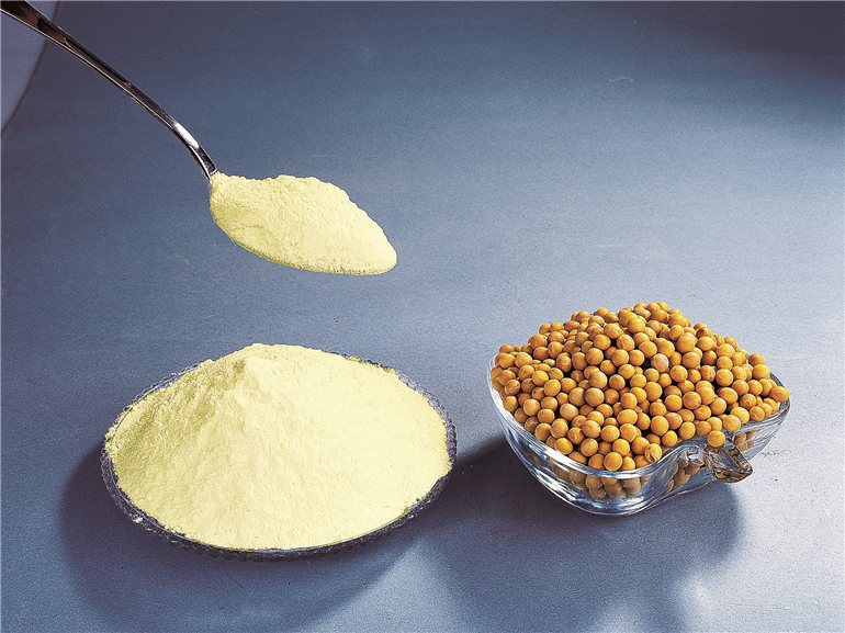 Supercritical CO2 extraction of soybean lecithin