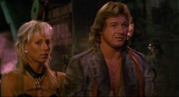 Starring Rowdy Roddy Piper and that girl from Conan the Barbarian