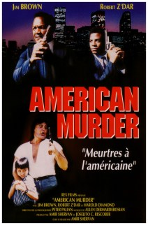 "Apparently it was released as ""American Murder"" in some countries. No surprise that American Murder is superior to other types of murder."