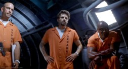 I'm pretty sure these are bad guys, but you never know. They could all just be massive 'Orange is the New Black' fans.