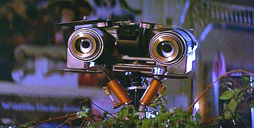Behold, the great grandfather of WALL-E.