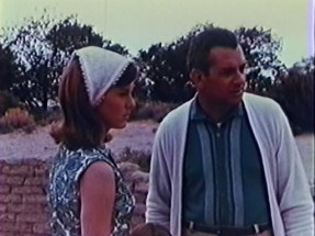 Margaret: Mike, I don't like this. Mike: Nothing to worry about. It's only your imagination.