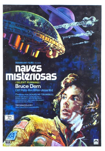 You know your sci-fi movie is boring when all you've got for a poster is spaceships and confused looking actors.
