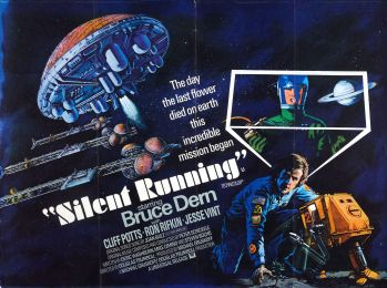 """""""Silent Running"""" starring superfluous quotation marks!"""