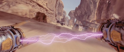 Say what you want about the movie, the Star Wars Pod Racer video game was the bomb!