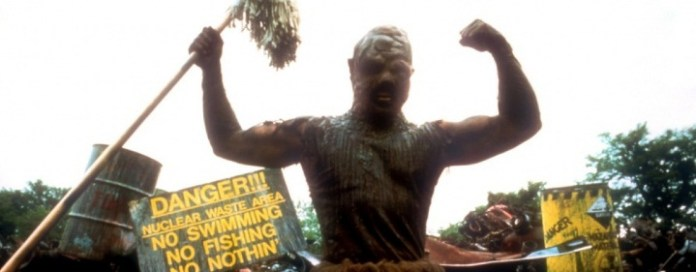 Did we mention that the Toxic Avenger wears a Tutu?