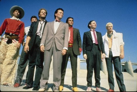 Buckaroo Banzai and the Hong Kong Cavaliers!