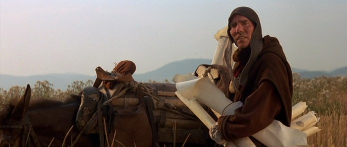 """Classically trained actor and 3 time winner of the coveted """"How the heck do you pronounce that last name"""" award, Pete Postlethwaite, plays Gilbert of Glockenspur."""