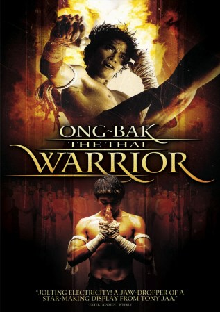 """Ong-Bak was titled """"Ong-Bak: The Thai Warrior"""" in the United States."""