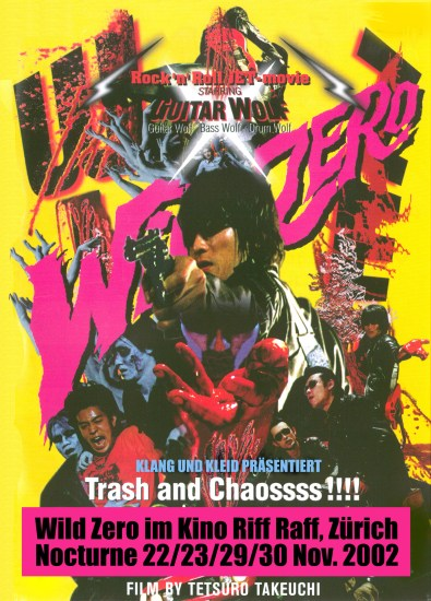 TRASH AND CHAOSSSS!!!