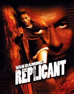 Spoiler alert! In Replicant, Van Damme RUNS!