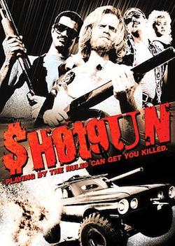 """""""You never burn out, From being busted, 'cause the shotgun of Jones, Is deadly justice!"""