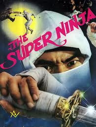 I have yet to see a ninja with a happy expression under his mask. I think all these ninjas need to relax.