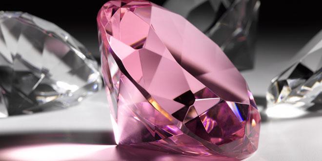 el diamante rosa del