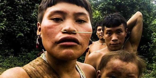 Yanomami una tribu muy curiosa