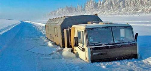 La ciudad más fría del mundo   La vida en Yakutsk a -50ºC