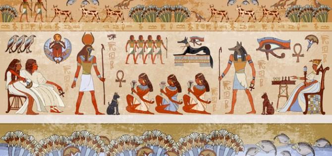 Tudo sobre religião no Egito Antigo