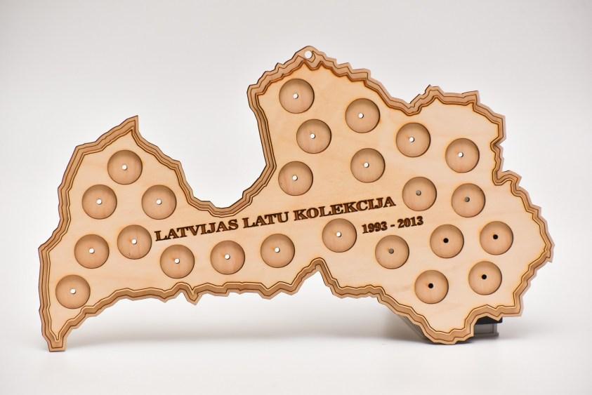 Latvijas latu kolekcijas turētājs