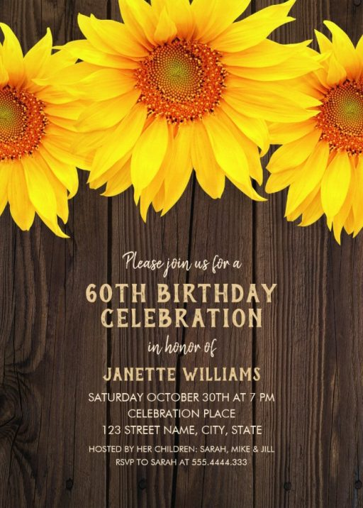 Birthday Invitation Templates  Birthday Party Invitations