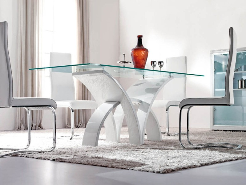 Modern Dining Room Furniture, Glass Dining Tables, Bar