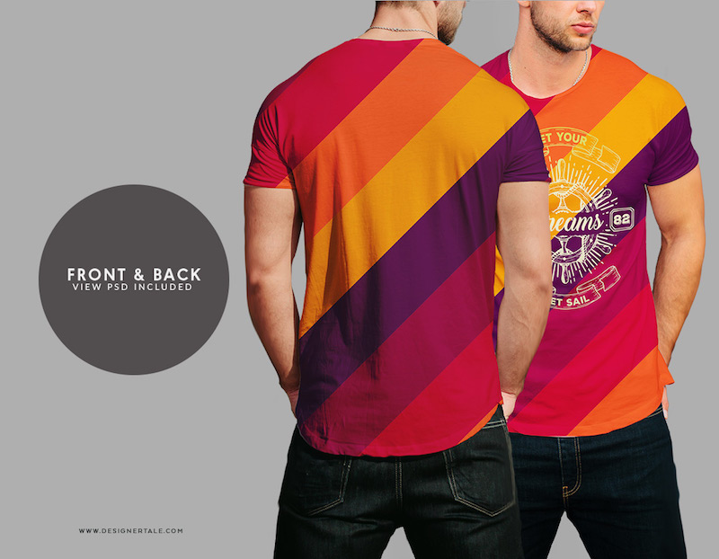 20 T Shirt Mockup PSD To Showcase Your Apparel Design Super Dev Resources