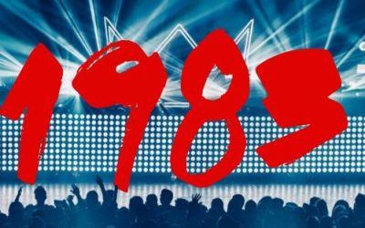 1983 a zene világában Superdj A Webrádió - Online Rádió - 80's évektől napjainkig csak zene