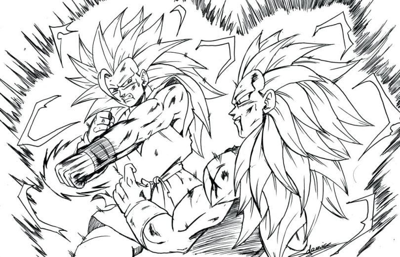 8 Desenhos De Dragon Ball Para Imprimir E Colorir Super Dragon Ball
