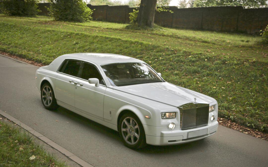 Prom Guidlines - Rolls-Royce Phantom