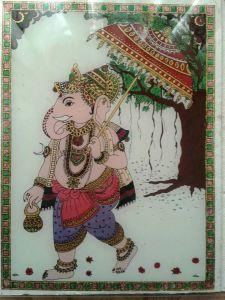 Vinayagar Chathurthi_painting 1
