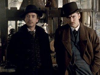 Sherlock Holmes and Watson