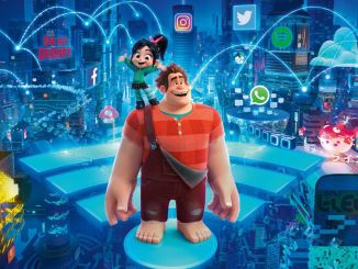 Ralph Breaks the Internet
