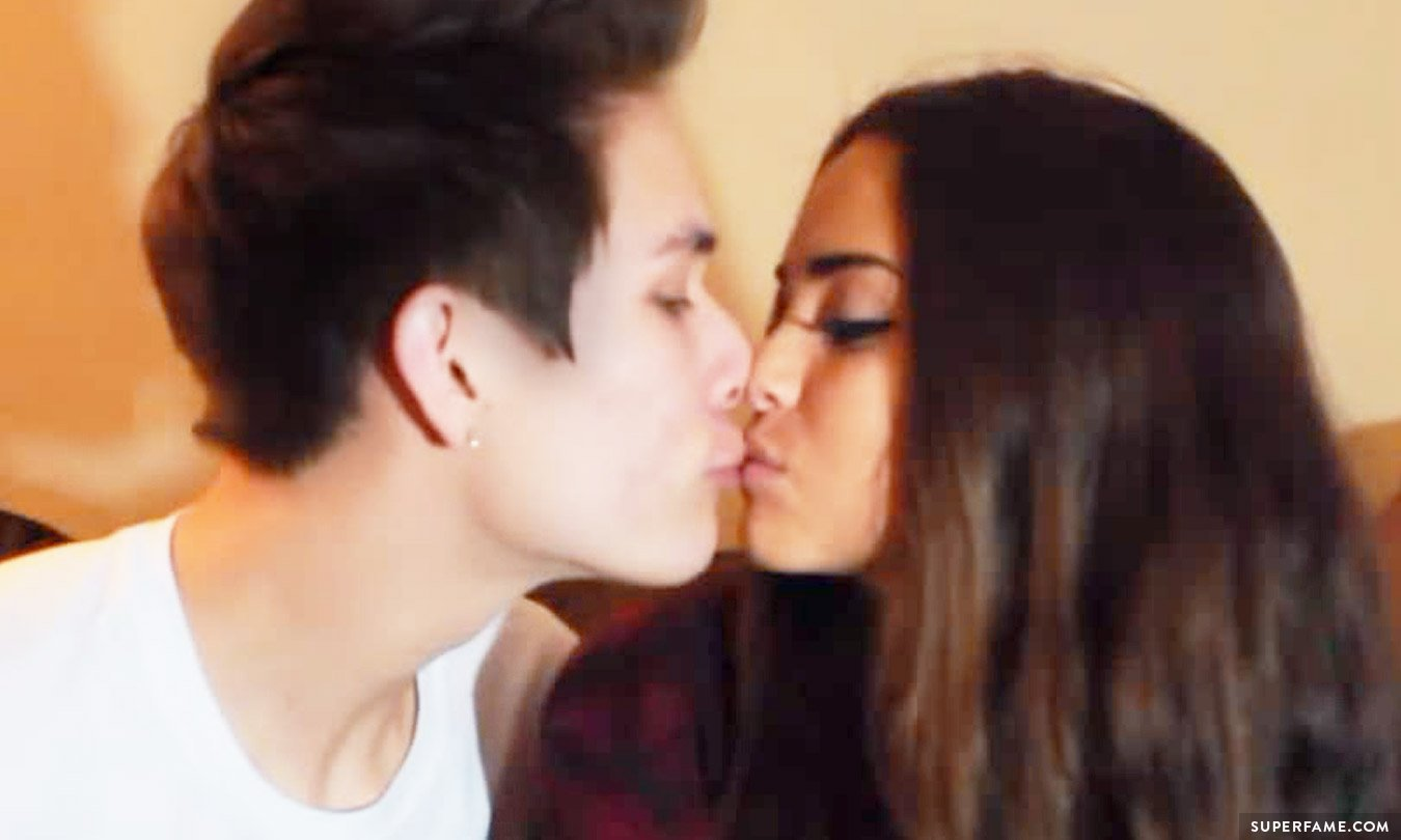 How long have carter and maggie been dating
