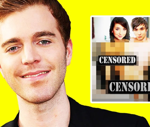 Shane Dawson Defends His X Rated Zoella Dan Thumbnail After Backlash Erupts