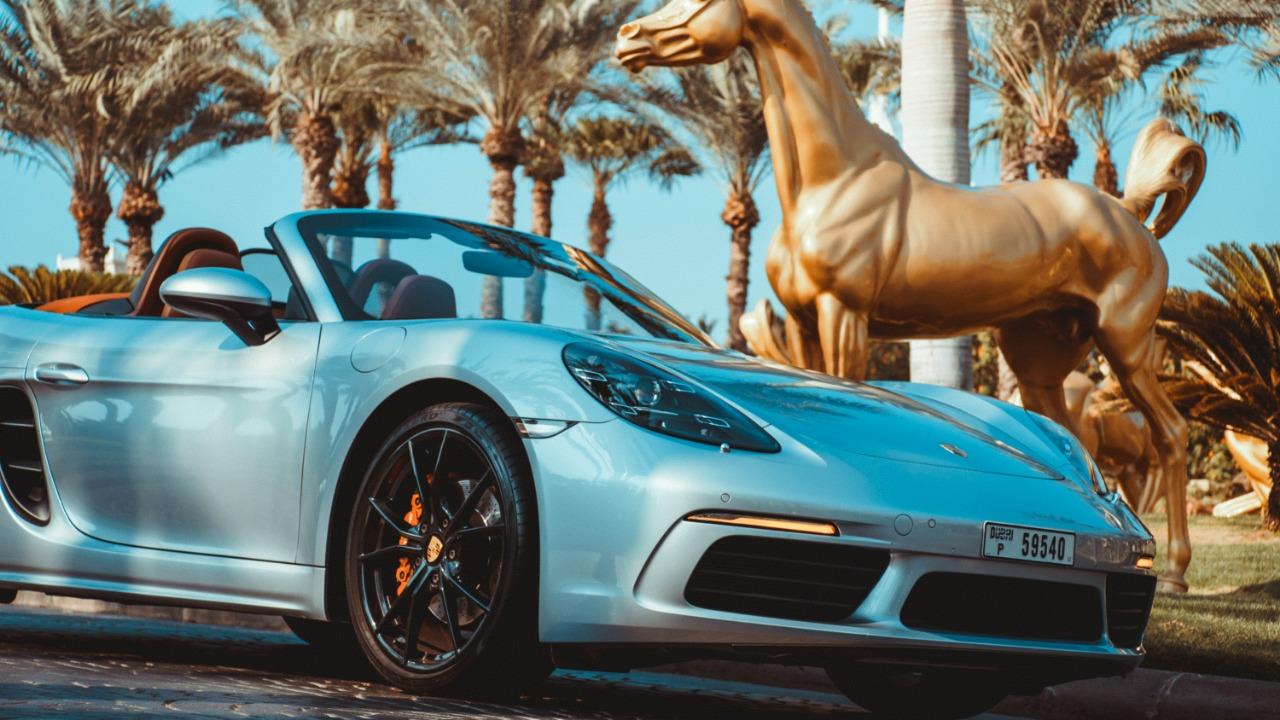 Sports Car Rental Dubai