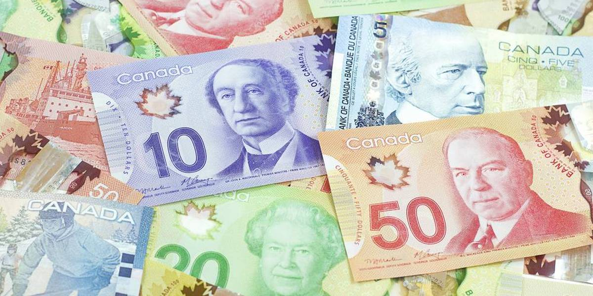 Counterfeit Canadian Dollar Banknotes