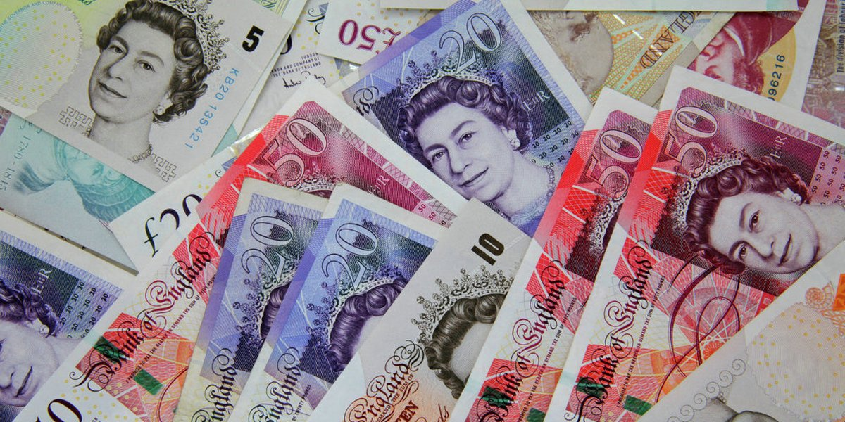 Purchase Counterfeit Pound Sterling Banknotes