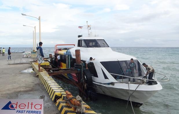 Delta Fast Ferries Siquijor Dumaguete