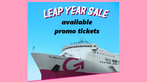 2Go Promo Tickets Leap Year Sale – March, April, May, and June 2016